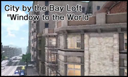 "City by the Bay Loft ""Window to the World""★2"