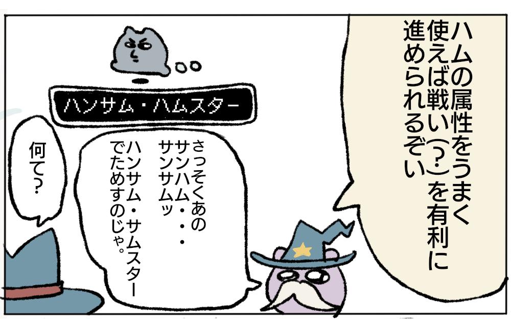 マジカル☆ハムスター⑤